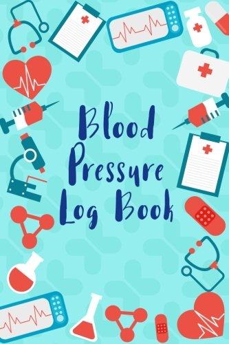Blood Pressure Log: Medical Style Daily Record & Monitor Tracker Blood Pressure Heart Rate Health Check Size 6x9 Inches 106 Pages (Daily Monitoring Blood Pressure) (Volume 4)