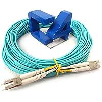 HP 491027-001 LC-LC 15M FC Cable AJ837-63001 AJ837A