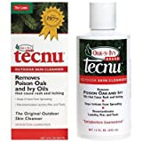 Tecnu Outdoor Skin Cleanser Poison Oak/Ivy Treatment, 12 oz by Tecnu (Pack of 2)