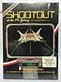 Shootout At The O.K. Galaxy by Avalon Hill for Atari 400/800 Commodore VIC-20 Cassette