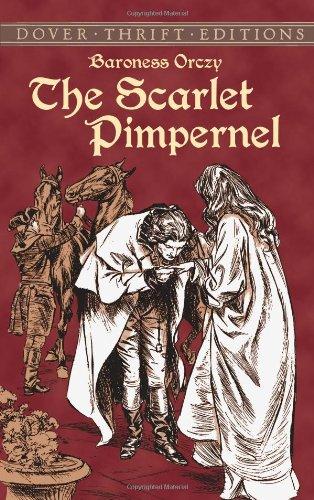 The Scarlet Pimpernel Chronological Order Book Series