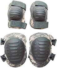 Military Outdoor Clothing 1053-N Previously Issued U.S. G.I. ACU Knee and Elbow Pad Set