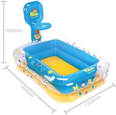 Pororo baloncesto Play aire piscina juego: Amazon.es: Deportes y aire libre