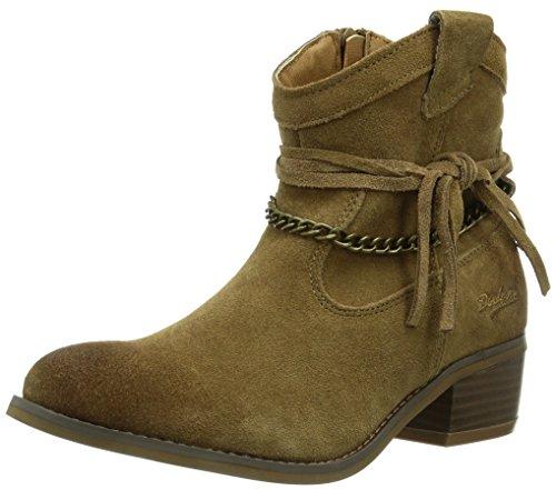Dockers 350021-141056 - Botines Mujer Stone 56