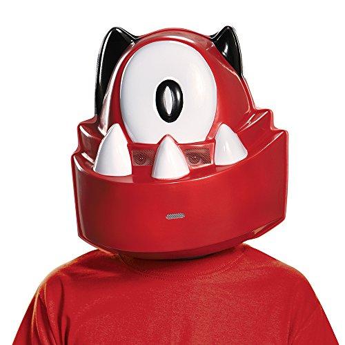 Disguise Infernite Vulk Mask Costume