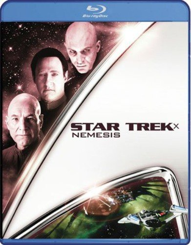 Blu-ray : Star Trek X: Nemesis (, Dubbed, Widescreen)