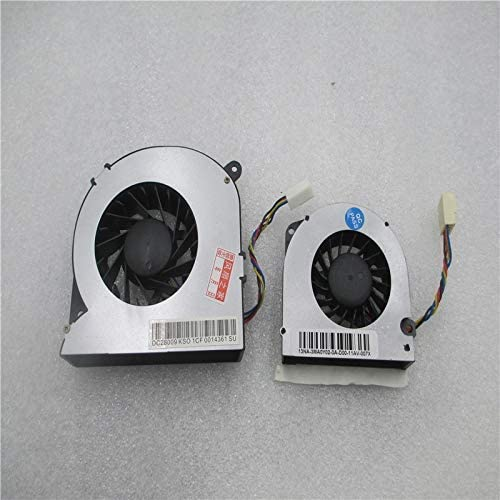 CPU GPU Cooling Fan Dell Inspiron One 2310 2305 2310 2205