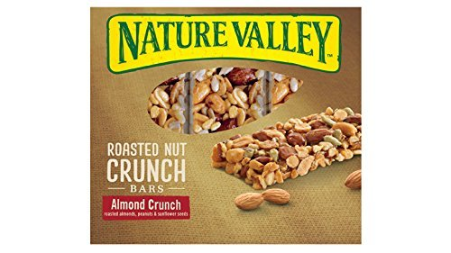 Nature Valley Roasted Almonds Sunflower product image
