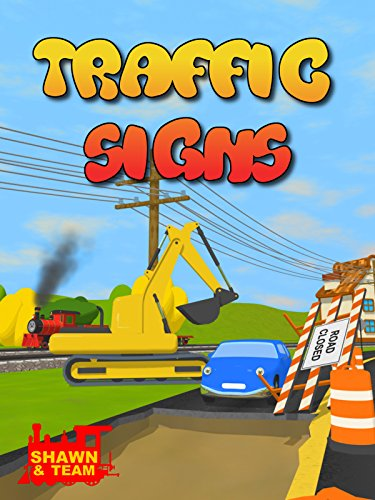 Help Shawn The Train Teach The Car About Traffic Signs   Learn Traffic Signs For Children