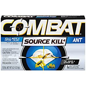 Combat Source Kill Max 4 Ant Bait, 6 Count