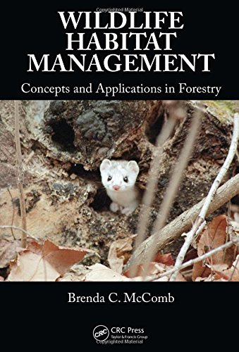 Wildlife Habitat Management: Concepts and Applications in...