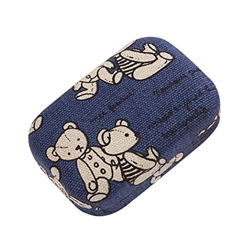 portable-contact-lenses-cases-plastic-lenses-holder-dark-blue-bear-pattern