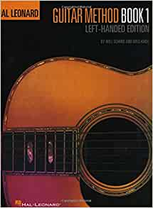 Hal Leonard Guitar Method, Book 1 - Left-Handed Edition