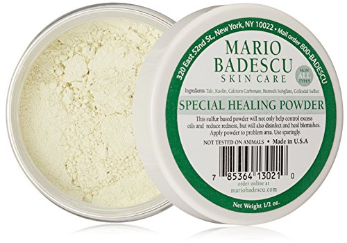 Mario Badescu Special Healing Powder, 0.5 oz. (Best Mineral Powder For Acne Prone Skin)