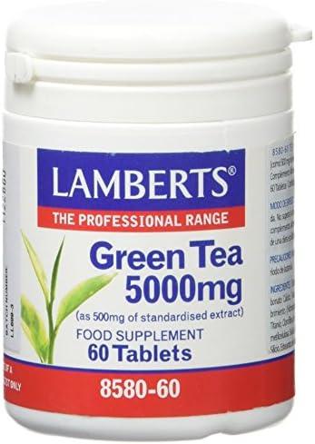 Lamberts Té Verde 5000mg – 60 Tabletas
