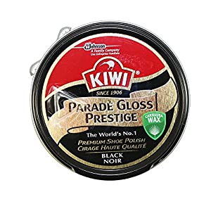 Prestige Shoe Polish Black