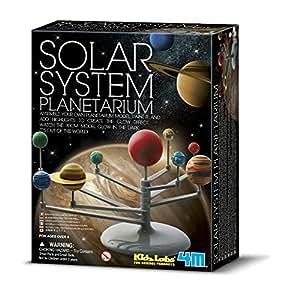 Amazon.com: Solar System Planetarium Model Kit Astronomy ...