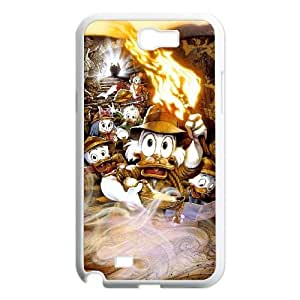 DuckTales The Movie - Treasure of the Lost Lamp Samsung Galaxy N2 7100 Cell Phone Case White MSU7179931
