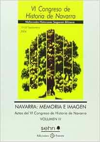 Navarra: memoria e imagen Vol 3: Agapea: 9788477681854: Amazon.com