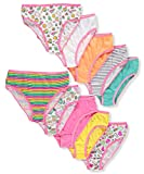 #5: Simply Adorable Girls' 10-Pack Bikini Underwear