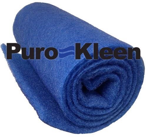 Puro-Kleen Perma-Guard Rigid Pond Filter Media, 20'' x 72'' (6 Feet) by Puro-Kleen