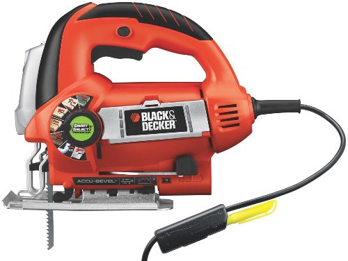 Black & Decker JS670V LineFinder Orbital Jig Saw with Sma...