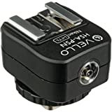 Vello Hot Shoe Adapter with PC Socket + Top Shoe - for Nikon (i-TTL)(4 Pack)