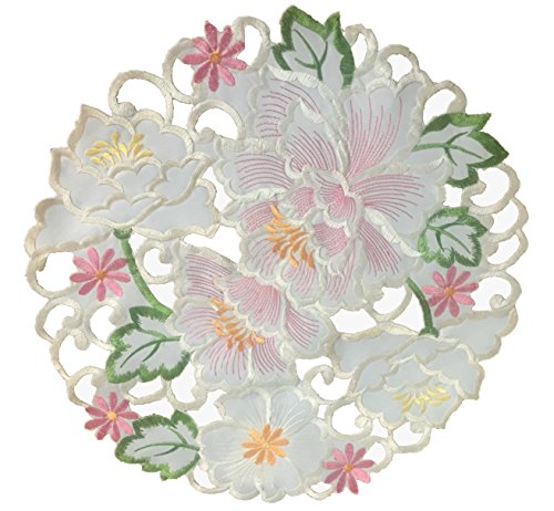 EcoSol Designs Flowery Table Runner (15