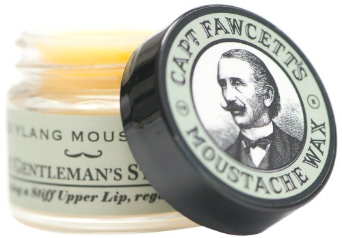 Captain Fawcetts Moustache Wax - Ylang Ylang (16ml)