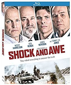 Cover Image for 'Shock And Awe'