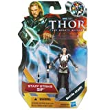 Thor: The Mighty Avenger Action Figure #16 Staff Strike Sif 3.75 Inch