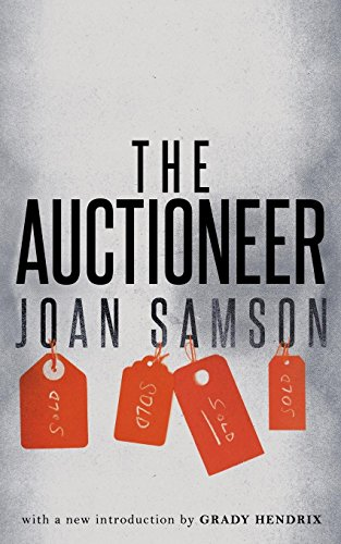 Book cover from The Auctioneer (Valancourt 20th Century Classics) by Joan Samson