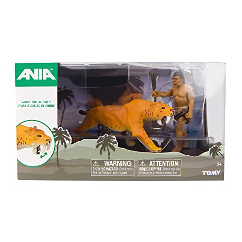 a44769cd1eb09 Ania Animal Pack, Sabertooth Tiger - Import It All
