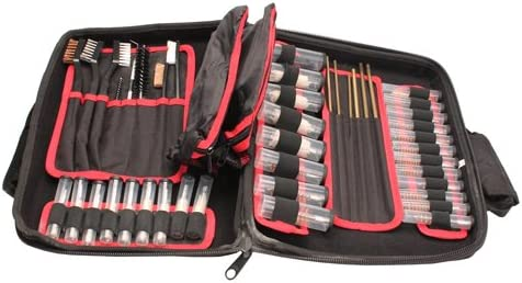 Winchester SUPER SOFT SIDED GUN CARE CASE contains 68-Pieces tools