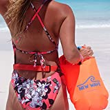 New Wave Swim Buoy for Open Water Swimmers and