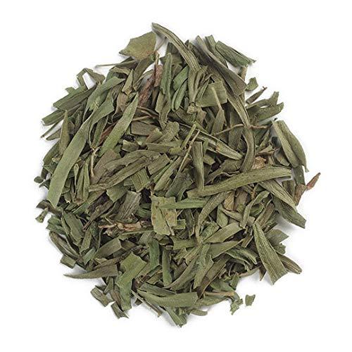 Frontier Co-op Tarragon Leaf, Cut & Sifted, Kosher | 1 lb. Bulk Bag | Artemisia dracunculus L.