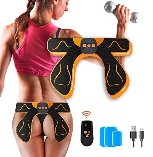 Elettrostimolatore Glutei,Elettrostimolatore Muscolare,EMS Allenatore Glutei ,Glutei Allenatore Intelligenti per l'anca…