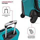 SwissGear Sion Teal, Carry-On 21-Inch