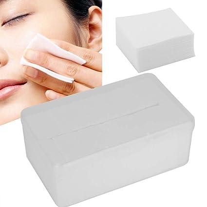 1000 toallas de algodón desechables – facial algodón suave cuidado desechables – Toalla para el rostro