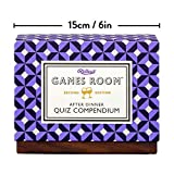 Ridley's After Dinner Quiz Compendium Set with 4