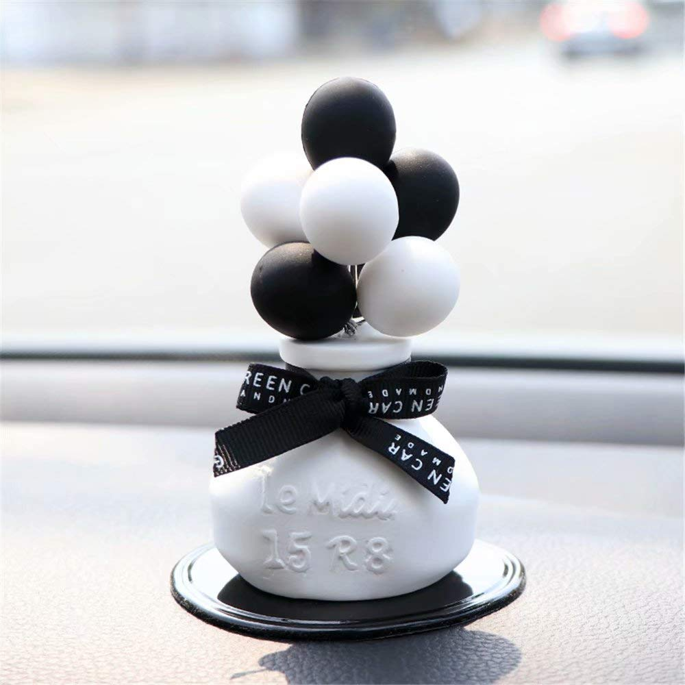 xuanpai Car Dashboard Decorations Accessories Creative Balloons Gadgets Universal Automotive Ornaments Home Decor