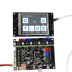 TOOGOO MKS Gen L V1.0 + Pantalla LCD tactil aplicable al ...