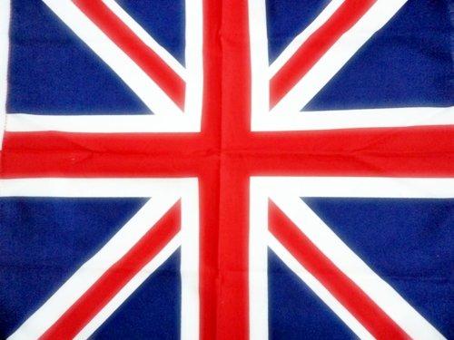 England, Union Jack National Flag Head Wrap Dusk Mark Bandana Scarf Handkerchief, 20 - At Shops Square Union