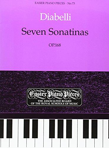 Seven Sonatinas, Op.168 (Easier Piano - Piano Easier Classics