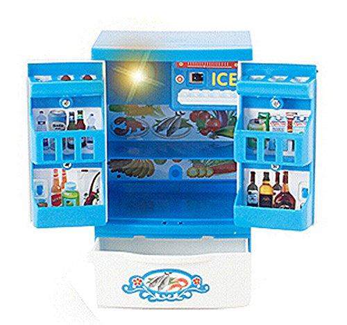 MINI Home Appliance Model Toys Kids Electronic Toys Play Toys(Fridge)