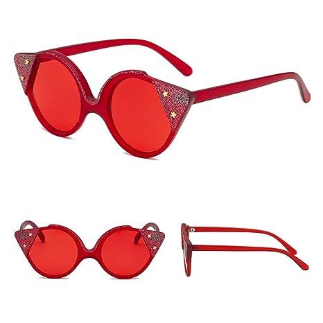 Yanhonin - Gafas de sol para mujer, protección UV400, para ...