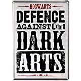 Harry Potter Defence Against The Dark Arts Mini Tin Sign 15x21cm
