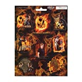 The Hunger Games Movie - 8 Piece Magnet Set