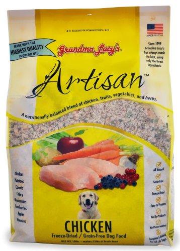 Artisan Grain-Free, Chicken, 10 lbs. Dog Food, My Pet Supplies