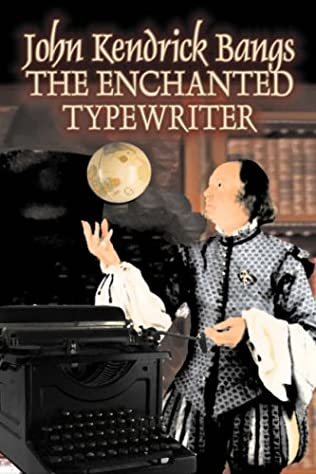 book cover of The Enchanted Type-Writer